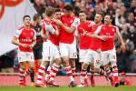 Arsenal va nhiem vu vo dich EPL: Trong ca vao hang tien ve!
