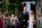 Thủ thành Man City tổ chức đám cưới cổ tích ở nước Ý