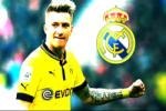 Real Madrid nham Marco Reus: Mui ten trung 3 dich!