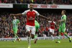 Video clip ban thang: Arsenal 1-0 Wolfsburg (Emirates Cup 2015)