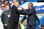 Mourinho đá xoáy Wenger trước thềm đại chiến giành Siêu cúp nước Anh