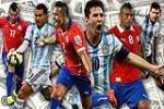 3h ngày 5/7 Chile vs Argentina (Chung kết Copa America 2015): Lần đầu cho Lionel Messi?