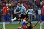 Thua trận cay đắng, gia đình Messi còn bị tấn công trên khán đài
