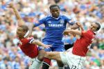 """Huyền thoại Chelsea """"Tôi sợ nhất khi đối mặt Vidic và Ferdinand"""""""