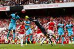 Du am tran Arsenal 0-2 West Ham: Diem yeu chet nguoi