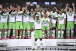 Video clip bàn thắng: Wolfsburg 1-1 (5-4) Bayern Munich (Siêu cúp nước Đức 2015)