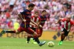 Messi da hong penalty, Barca van thang nhat Bilbao tai hiem dia San Mames