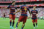 Top 5 ban thang dep nhat vong 1 La Liga 2015-2016