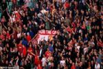 Nhiều CĐV M.U bị cảnh sát bắt giữ sau trận đại thắng trước Club Bruges