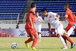 U19 Việt Nam 0-0 U19 Malaysia (Kết thúc): Đá hay nhưng không gặp may