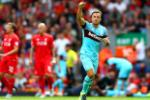 Video bàn thắng: Liverpool 0-3 West Ham (Vòng 4 Ngoại hạng Anh 2015/16)