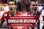 Sevilla vs Atletico (1h30, 31/8): Guc nga o Sanchez Pizjuan?