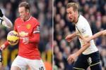 M.U vs Tottenham: Harry Kane hay Wayne Rooney?