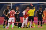 Nhung diem nhan trong tran thua soc cua Arsenal truoc Dinamo Zagreb
