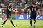 Olympiakos 0-3 Bayern Munich: Thomas Muller lai toa sang ruc ro