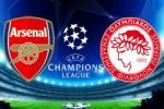 Arsenal 2-3 Olympiakos (Ket thuc): Con dia chan tren Emirates