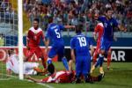 Pelle dùng tay ghi bàn, Italia nhọc nhằn vượt khó trước nhược tiểu Malta
