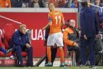 Robben dính chấn thương nặng, Bayern lại mất đôi cánh Robbery