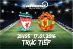 Liverpool 0-1 M.U (KT): Rooney giu yen chiec ghe cho thay Van Gaal