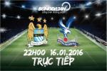 Man City 4-0 Crystal Palace (KT): Man huy diet mang dam dau an sat thu Aguero