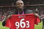 Usain Bolt tiếp tục bày tỏ ý định chuyển tới M.U