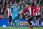 Neymar noi mia trong tai sau chien thang Bilbao