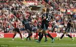 Tổng hợp: Sunderland 1-1 West Brom (Vòng 7 NHA 2016/17)