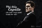 "Phu thuy Capello: Cay choi ""thuc dung"" va ban tay ""sat"""