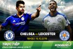 Chelsea 3-0 Leicester (KT): Nha vua bang ha tren Stamford Bridge