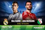 Real Madrid 5-1 Legia (KT): Thang to ma khong can Ronaldo lap cong