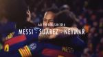 Tổng hợp 103 bàn thắng của bộ ba MSN trong năm 2016