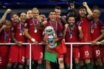 BDN vo dich Euro 2016 nho ... chan thuong cua Ronaldo