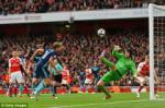 Tong hop: Arsenal 0-0 Middlesbrough (Vong 9 NHA 2016/17)