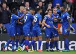 Leicester đại thắng nhờ công thức mới của Ranieri