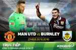 MU 0-0 Burnley (KT): Dut diem toi + Heaton xuat than = Khung hoang