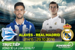 Alaves 1-4 Real Madrid (KT): Ronaldo lap hat-trick, Los Blancos thang tran thu 5 lien tiep