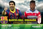 Barca 1-0 Granada (KT): Da tu rat lau roi ...!