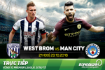 West Brom 0-4 Man City (KT): Chien thang giai khat