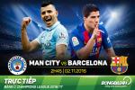 Man City 3-1 Barca (KT): Lan dau lam chuyen ay cua dai thieu gia