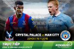 Crystal Palace 1-2 Man City (KT): Nguoi hung kho tin Yaya Toure