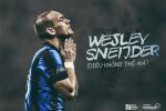Wesley Sneijder: Dieu khong the mat!