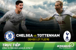 Chelsea 2-1 Tottenham (KT): Thang derby, The Blues doi lai ngoi dau