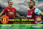 MU 1-1 West Ham (KT): Chua the thang, Quy do van quay cuong trong khung hoang