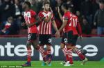 Doi truong Inter that vong vi de thua Southampton