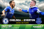 Chelsea 5-0 Everton (KT): Dinh cao roi, The Blues!