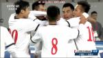 Hoàng Thanh Tùng HAGL sút xa gỡ hòa đẹp mắt cho U22 Việt nam