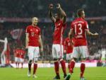 Tong hop: Bayern Munich 5-0 Wolfsburg (Vong 14 Bundesliga 2016/17)