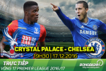 Crystal Palace 0-1 Chelsea (KT): Thien duong thu 11