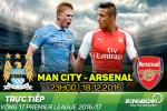 Man City 2-1 Arsenal (KT): Nguoc dong ngoan cuong