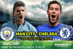 Man City 1-3 Chelsea (KT): Man xanh thua nguoc tan tac ngay tai sao huyet